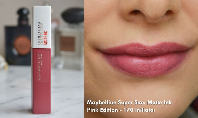 Maybelline Super Stay Matte Ink Pink Edition – 170 Initiatior