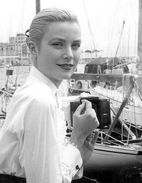 Grace Kelly: Cannes Film Festivali'nde bir prenses!