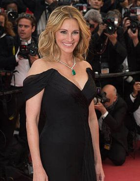 Cannes'da Pretty Woman rüzgarı: Julia Roberts