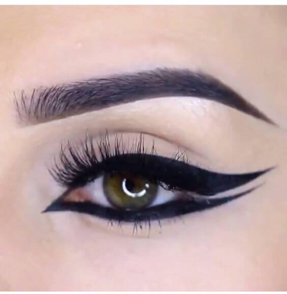 Hangi eyeliner kuyruğu senin tarzını yansıtıyor?