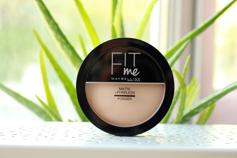 Maybelline New York Fit Me! Matte   Poreless pudra